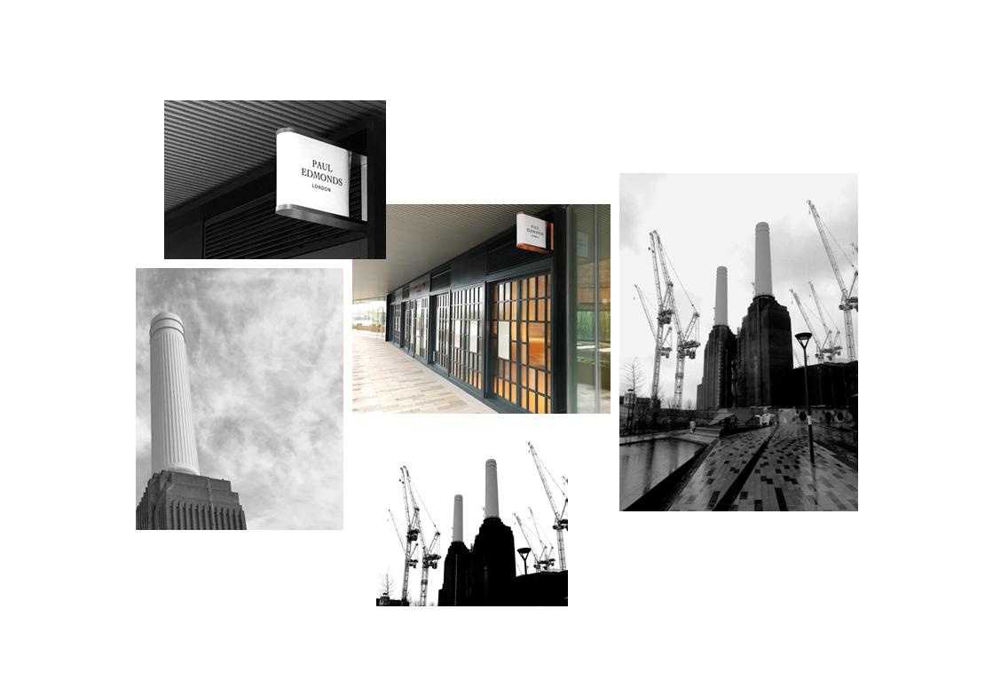 Paul Edmonds Hair Studio, Battersea Power Station