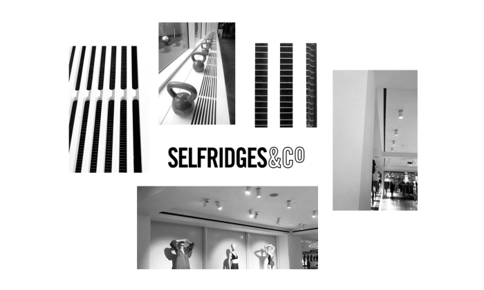 Selfridges Collage 2
