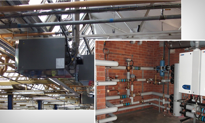 Siemens Building Technologies (Wythenshawe)