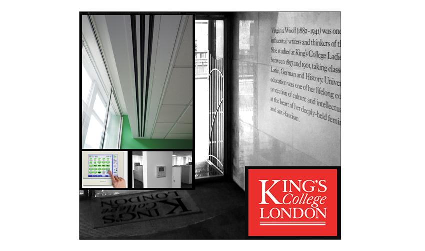 Kings College London, Virginia Woolf Building