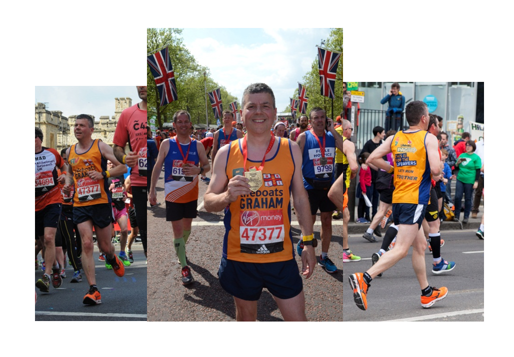 GH London Marathon